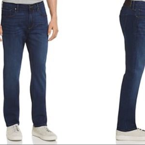 Paige Federal Slim Fit Stretchy Jeans 34x28